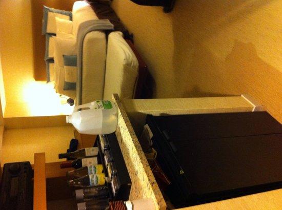 Hotel Nikko San Francisco : Cómodas