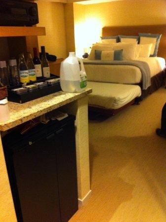 Hotel Nikko San Francisco: Cómodas