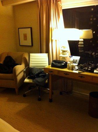 Hotel Nikko San Francisco: Con tv, horno microondas y minibar