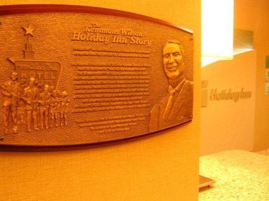 Holiday Inn Berkshires: Holiday Inn Story
