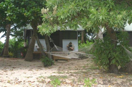 Bounty Island Resort : Our bure