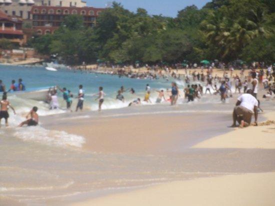 Casa Marina Beach & Reef: Sosua Beach on the weekend