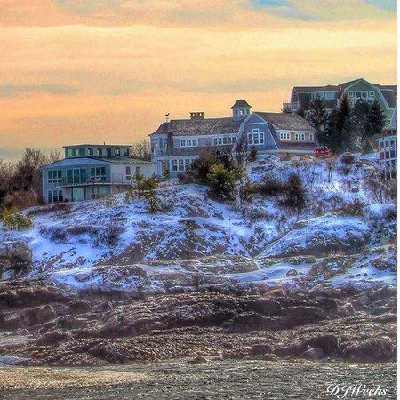 Perkins Cove: Winter 2014