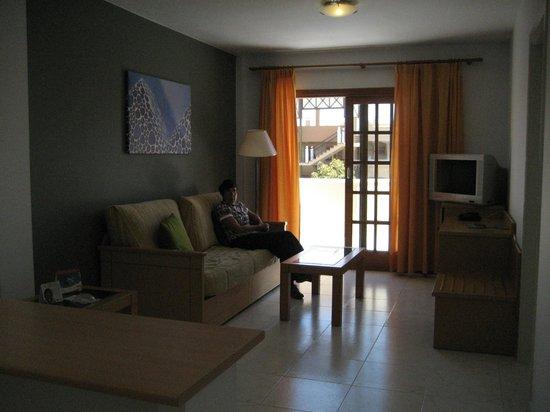 Suite Hotel Elba Castillo San Jorge & Antigua : lounge