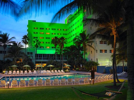 Holiday Inn Miami Beach-Oceanfront Photo