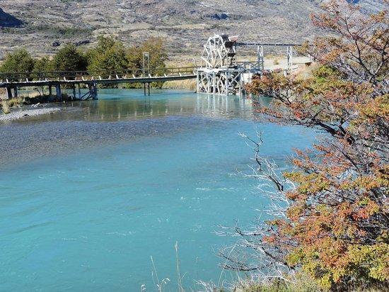 El rio de la Estancia Cristina