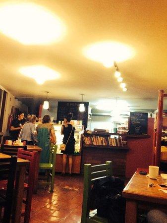La Casita del Patio Verde: Cocoa Café