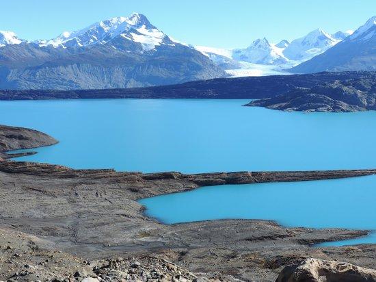 Estancia Cristina: Lago Guillermo