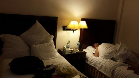 Hotel Lopez Campeche: Comfy beds