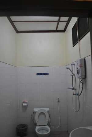 Vilayvong Guesthouse: wetroom