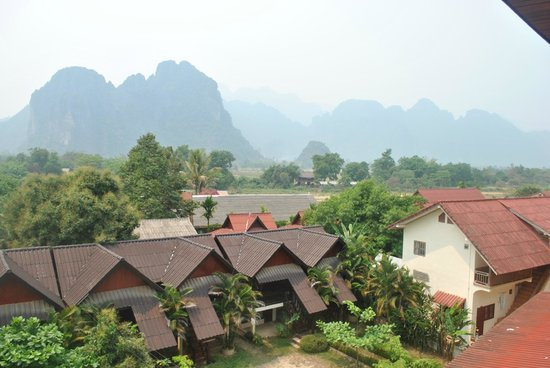 Vilayvong Guesthouse : view