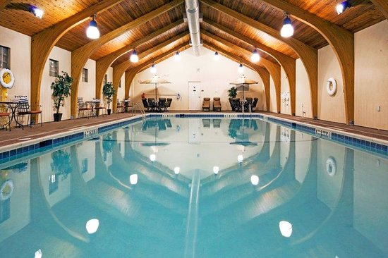 Holiday Inn Hotel & Suites Rochester - Marketplace: Relax in our Large Indoor  Pool