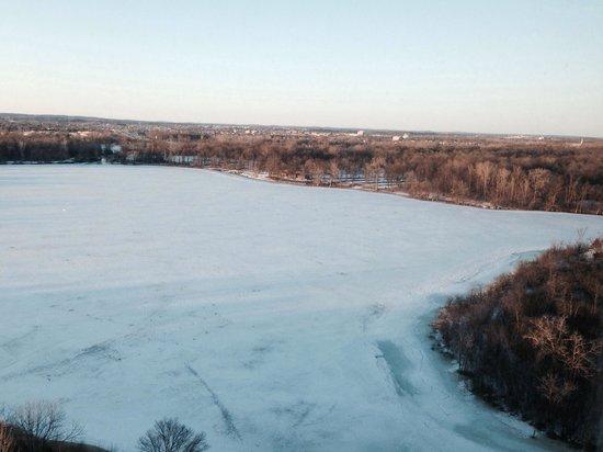 Hilton Lac-Leamy : Nice view of Lac-Leamy