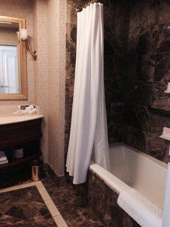 Hilton Lac-Leamy : Clean bathrooms