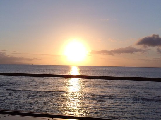 Kulakane : Beautiful sunset !!