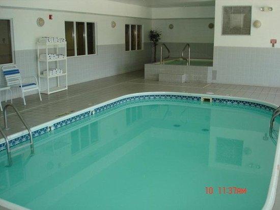 La Quinta Inn Lincoln : Pool