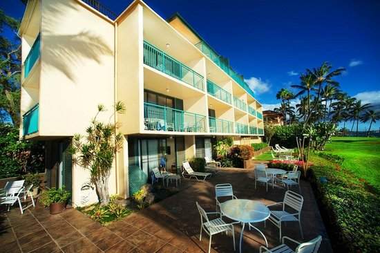 Punahoa Beach Apartments : Private, quiet and magical...The Punahoa Beach Condos