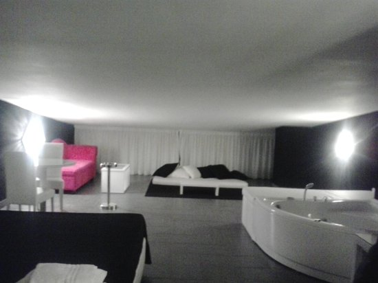 Hotel Masaniello Luxury: Suite Balck&White