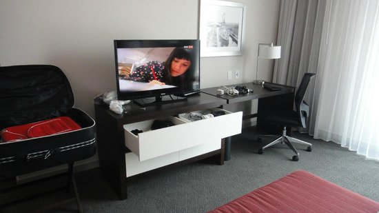 Wyndham Panama Albrook Mall : Televisor