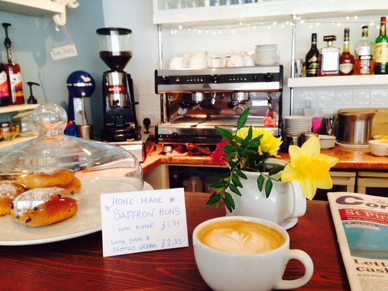 Mackerel Sky : Delicious coffee
