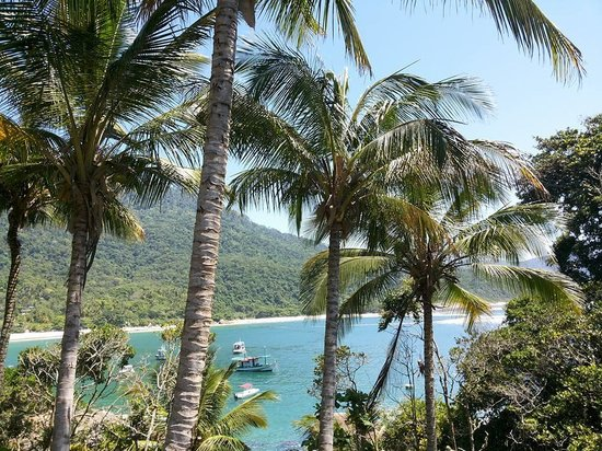 Aventureiro Beach: A caminho do paraíso...