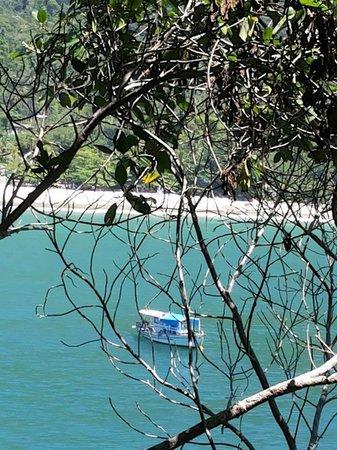Aventureiro Beach: Quase chegando...