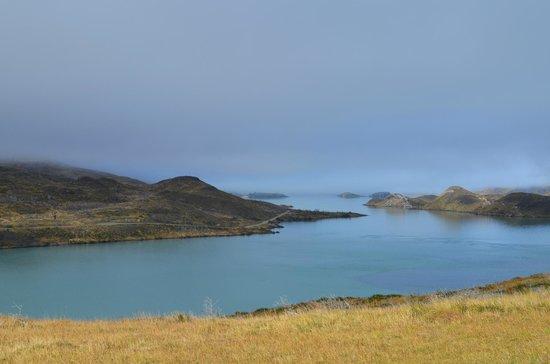 Awasi Patagonia - Relais & Chateaux: Paisaje después de la niebla.