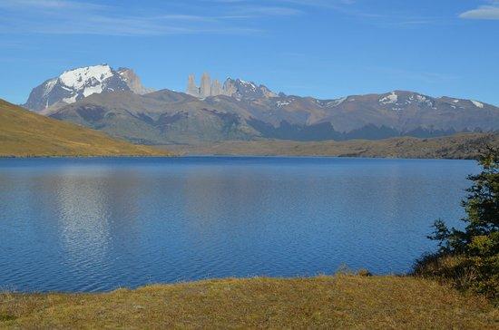Awasi Patagonia - Relais & Chateaux: Vista Laguna Azul