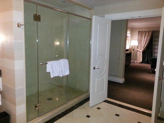 Delightful Palazzo multi-head shower - Picture of The Palazzo Resort ...
