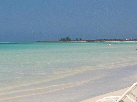 Hotel Playa Coco : beach