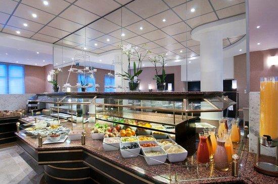 Holiday Inn Hasselt - Restaurant Cattum