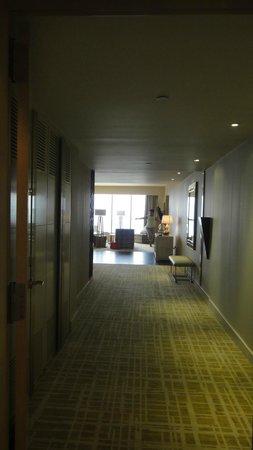 Waldorf Astoria Panama : Entrada a la habitacion