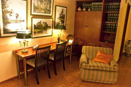 Nuevo Hotel Rincon de Santa Barbara: recreacion