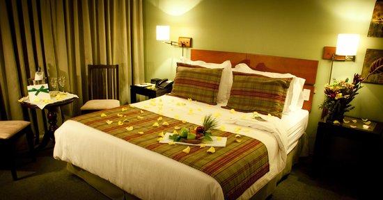 Nuevo Hotel Rincon de Santa Barbara: noche romantica