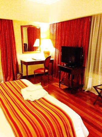 Radisson Montevideo Victoria Plaza Hotel: Dormitorio