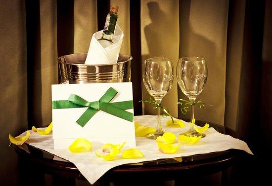 Nuevo Hotel Rincon de Santa Barbara: bienvenida
