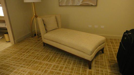 Waldorf Astoria Panama: Sillon