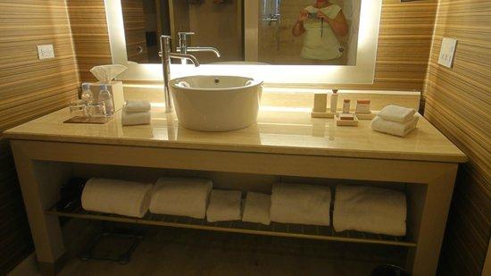 Waldorf Astoria Panama: Lavabo