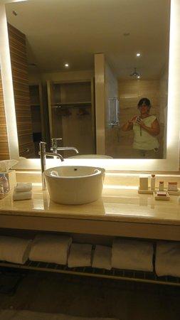 Waldorf Astoria Panama: Excelente decoracion