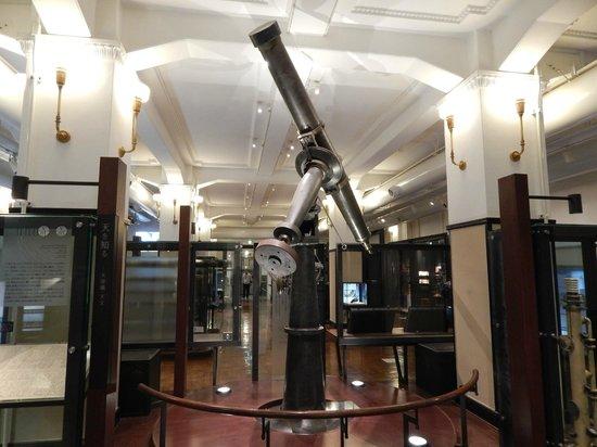 Museo Nacional de Ciencia: Troughton & Simms