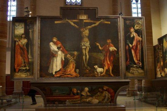 Musée Unterlinden : イーゼンハイム祭壇画