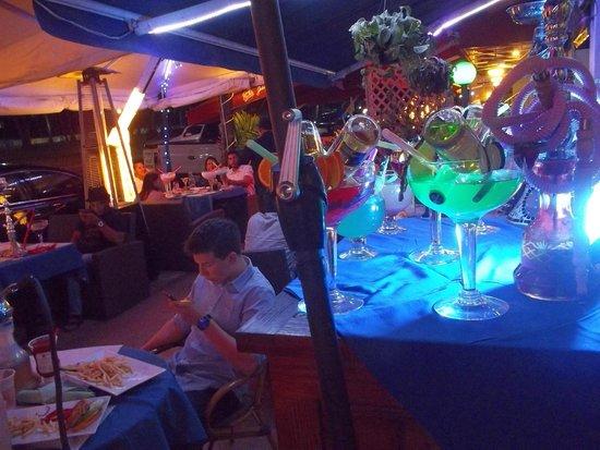The Colony Hotel: Ocean Drive de noche