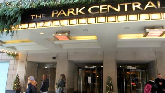 Park Central Hotel New York: frente del hotel