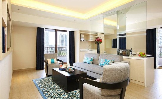 Village Hotel Katong by Far East Hospitality: Suite