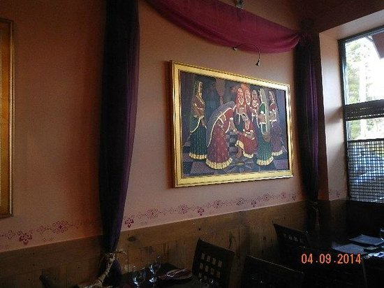 Cafe Spice/Indian Cuisine : Interior