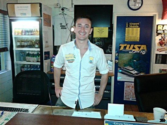 Njoy Travellers Resort : Reception no. 1