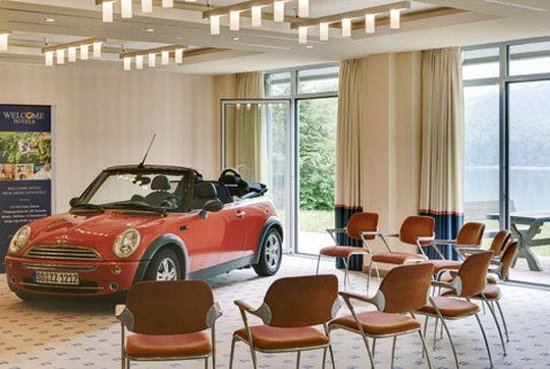 Welcome Hotel Meschede/Hennesee: Meeting Room