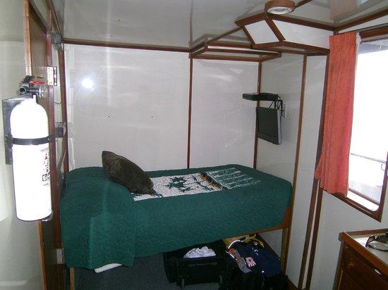 Truk Lagoon: Cabin 2
