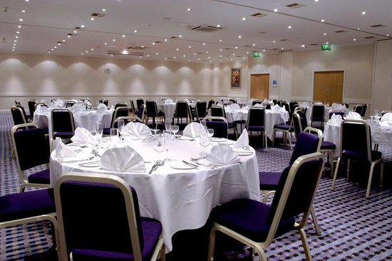 Holiday Inn  Basildon: Banquet Room