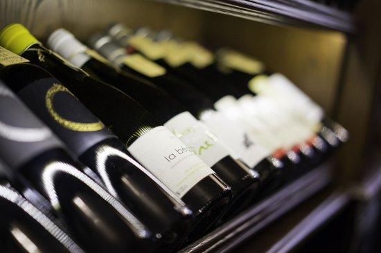 Les Papilles : wine